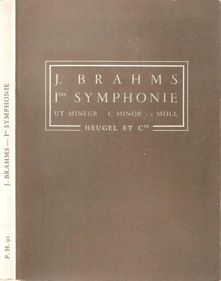 Iere Symphonie