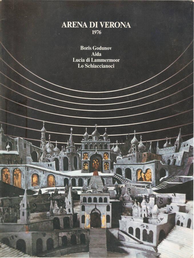 Arena di Verona 1976