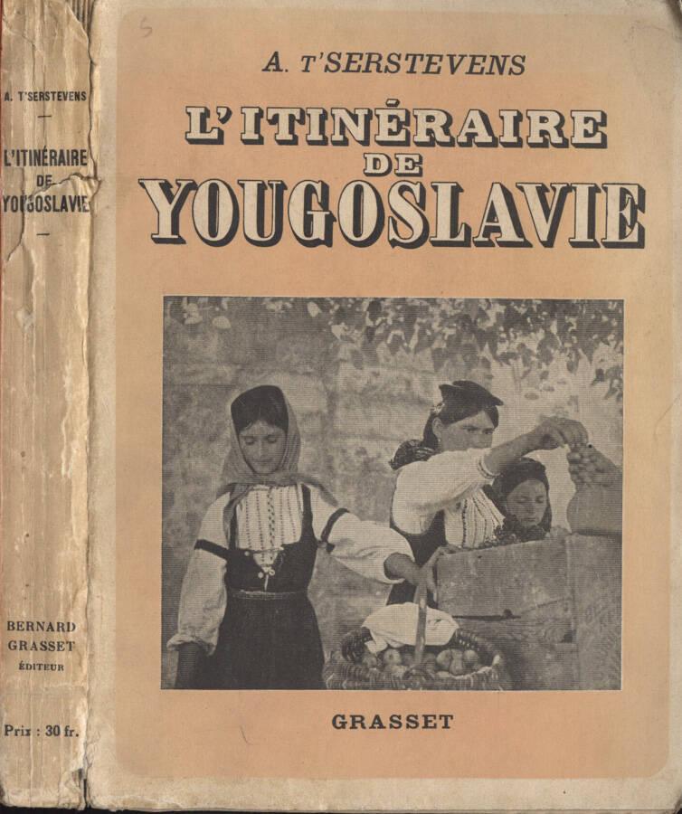 L itinèraire de Yougoslavie