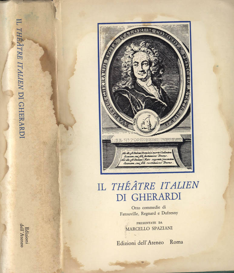 Il Thèatre italien di Gherardi