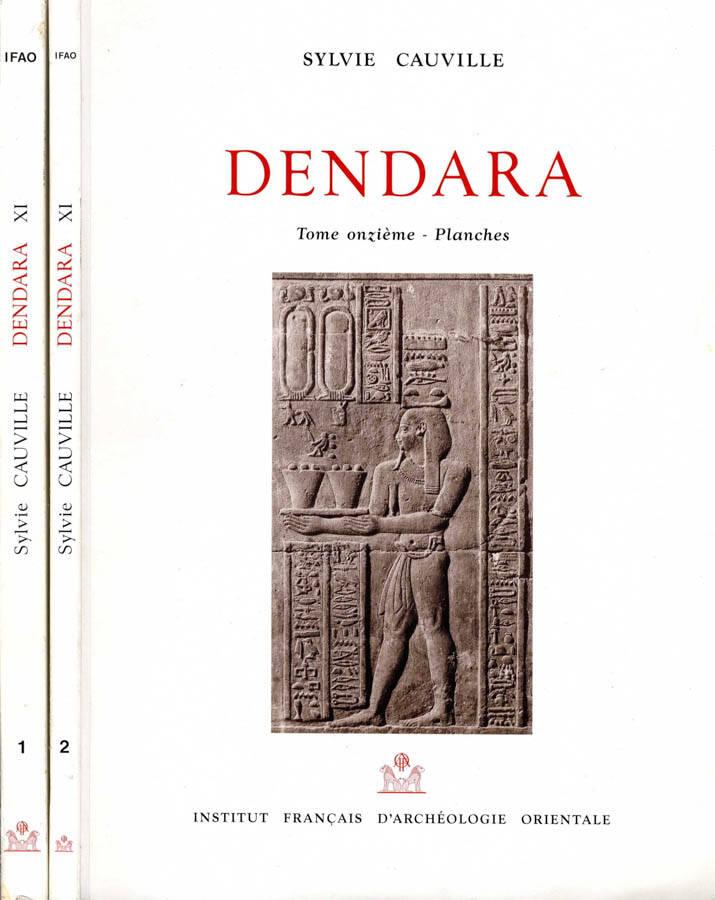 Dendara ( vol. I - II )