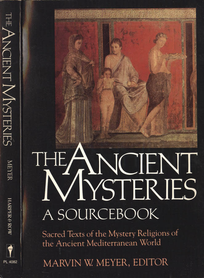 The ancient Mysteries