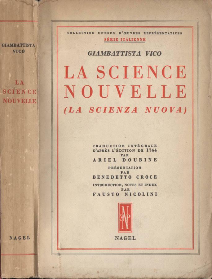 La science nouvelle