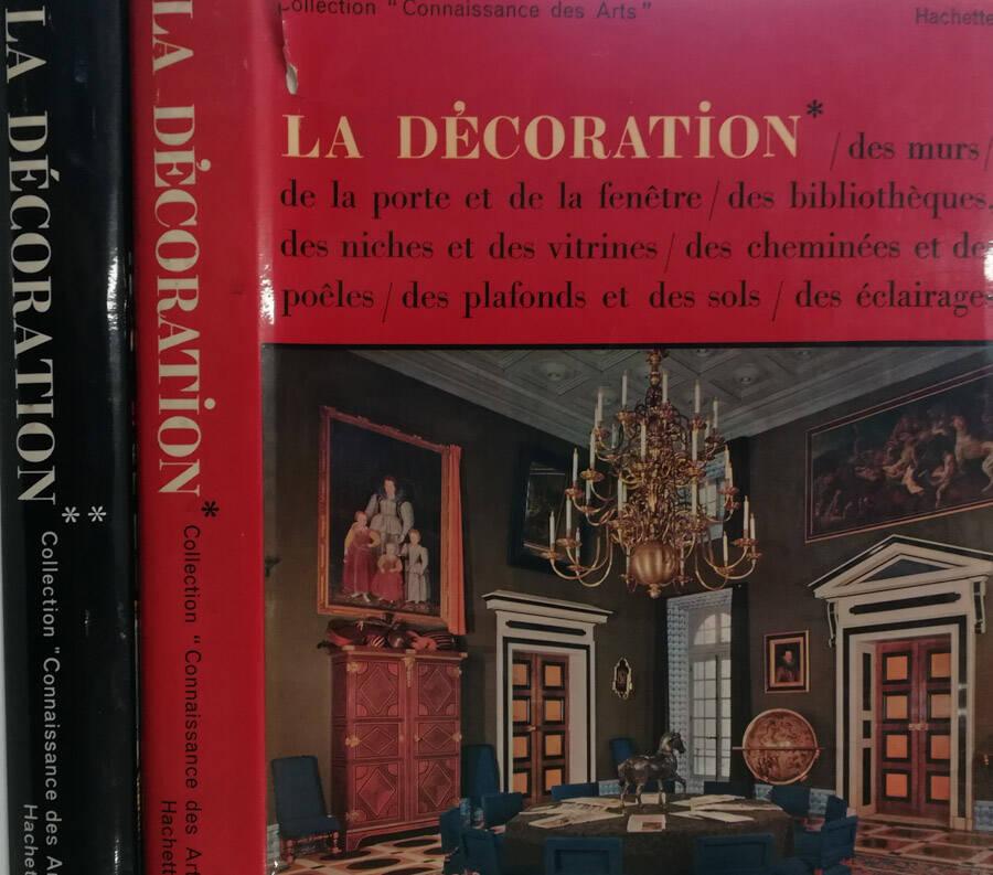 La dècoration ( Vol. I - II )