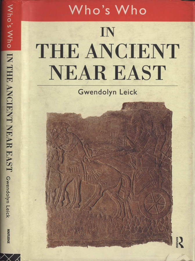 In the ancient near east