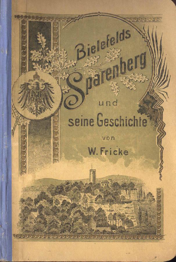 Bielefelds sparenberg und seine gescichte