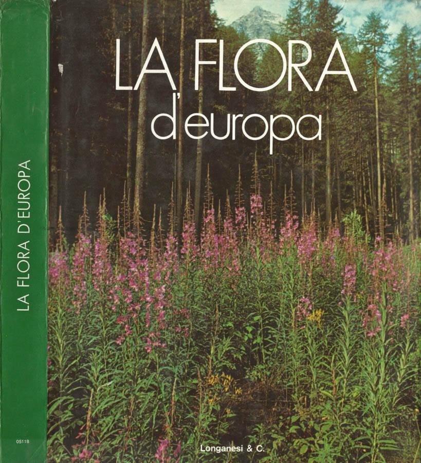 La flora d Europa