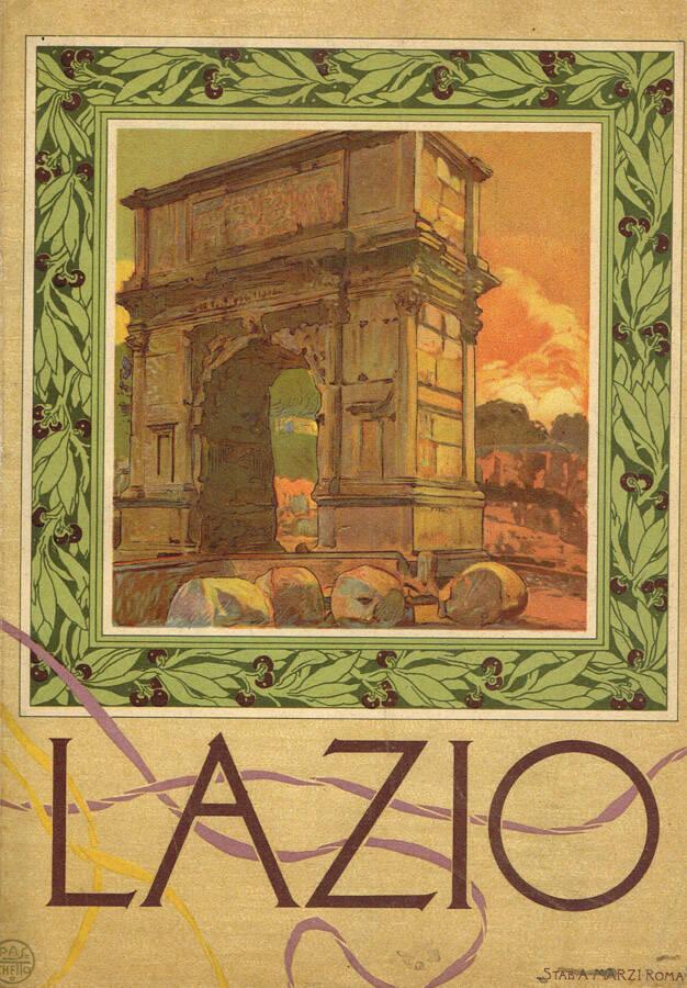 Lazio. Guide regionali illustrate vol.I