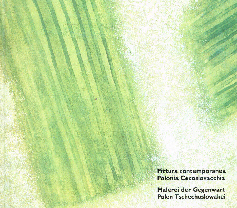 Pittura contemporanea Polonia Cecoslovacchia nelle collezioni private