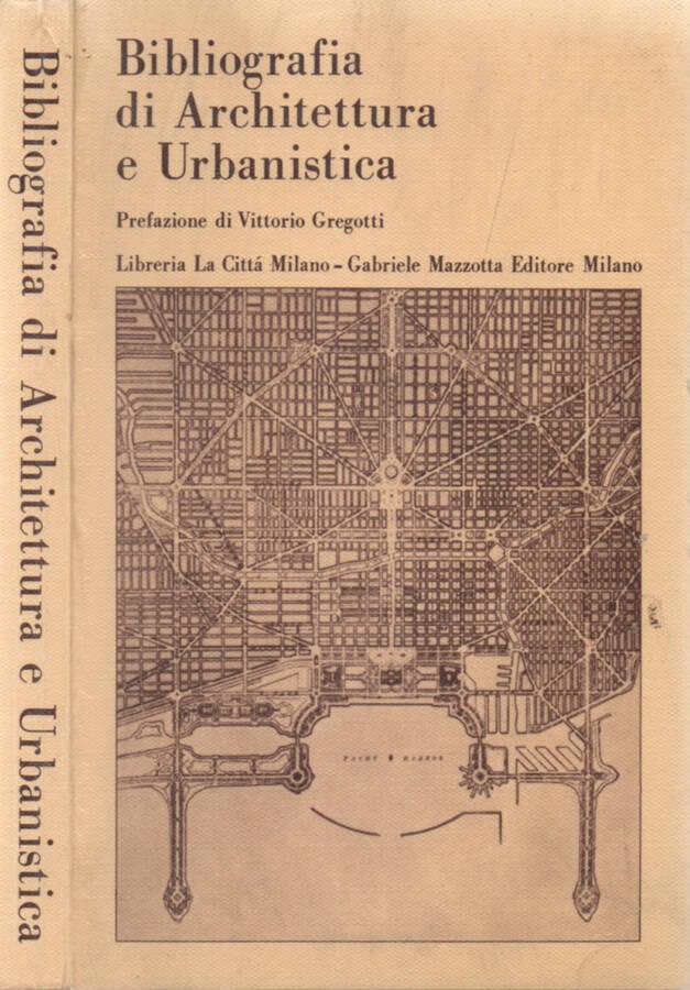Bibliografia di Architettura e Urbanistica