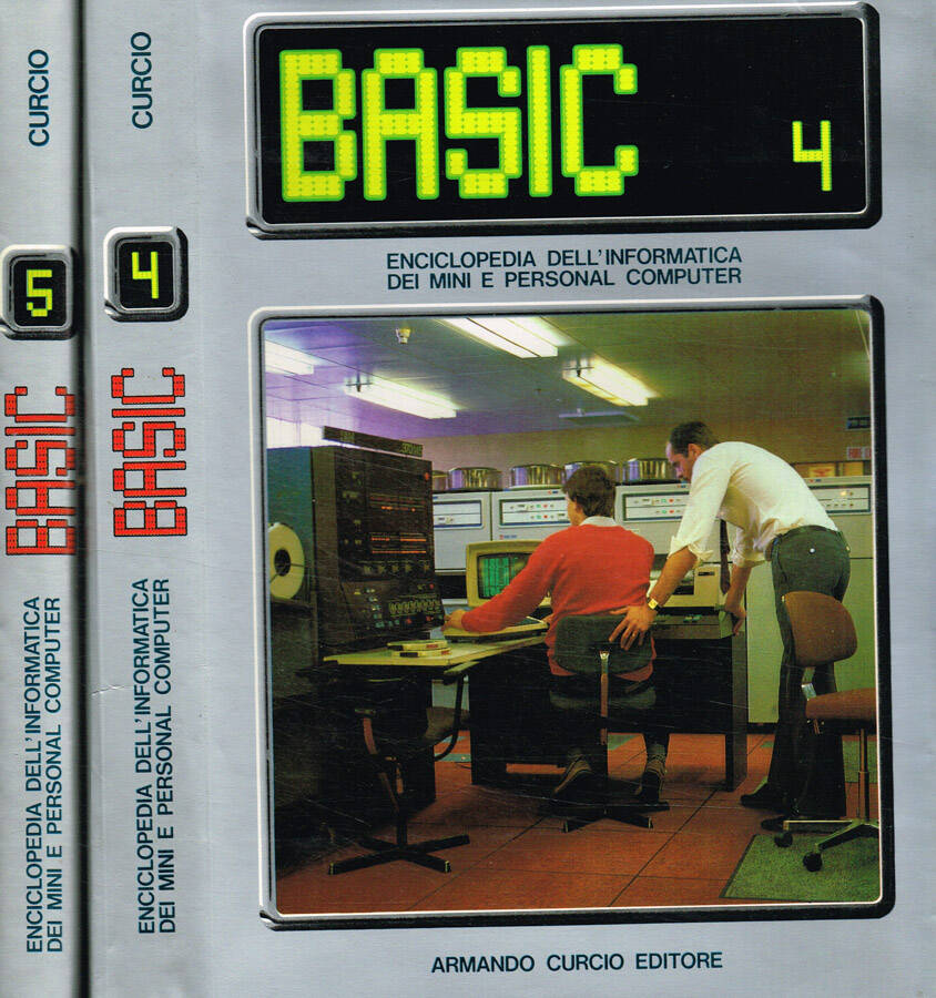 Basic. Enciclopedia dell'informatica dei mini e personal computer vol.4 5