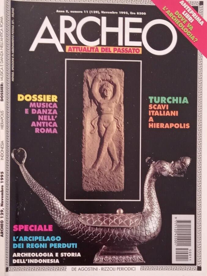 Archeo Attualità dal passato N. 9 - 1999