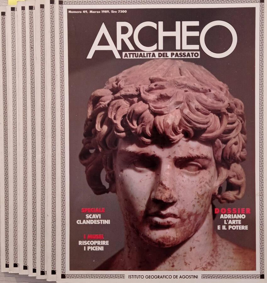 Archeo Attualità dal passato N. 5,8 - 2000