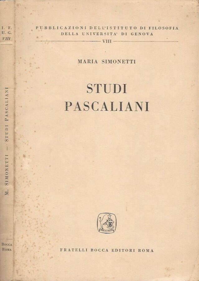 Il modernismo italiano - Voci e volti