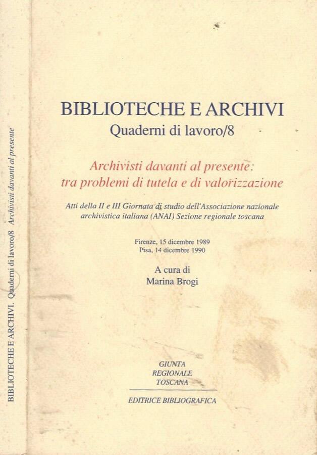Gli archivi italiani durante la Seconda Guerra Mondiale