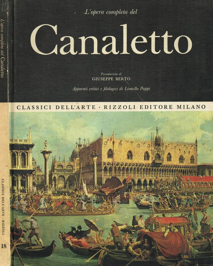 Lopera completa del Canaletto