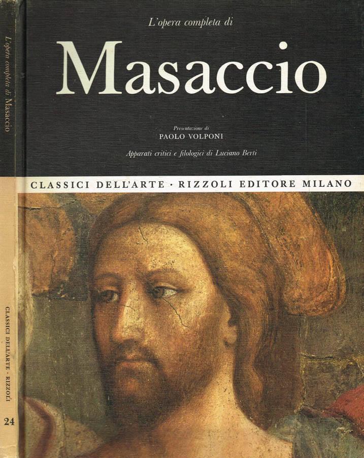 Lopera completa di Masaccio