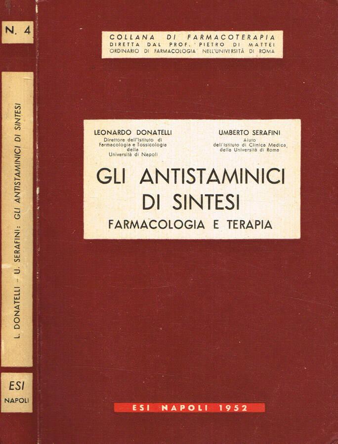 Gli antistaminici di sintesi