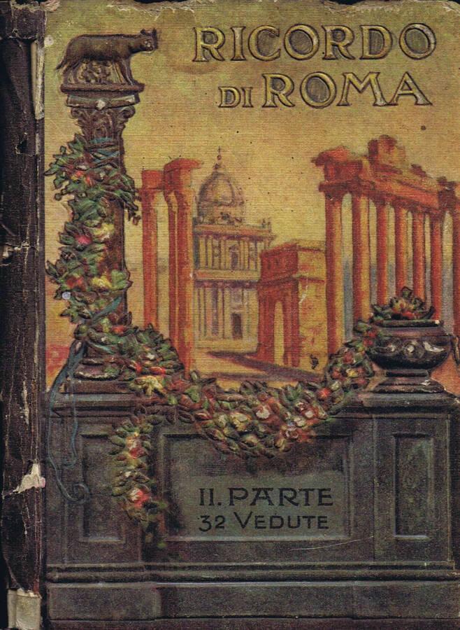 Ricordo di Roma (II. Parte)