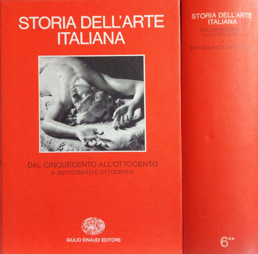 Storia dell'arte italiana – volume 6**