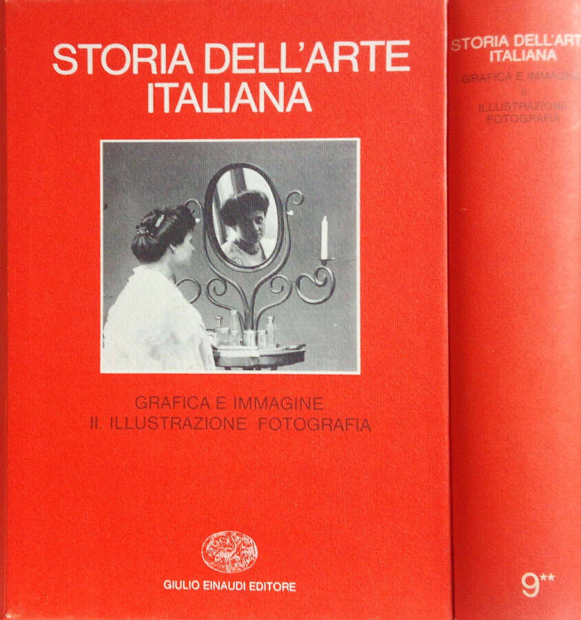 Storia dell'arte italiana – volume 9**