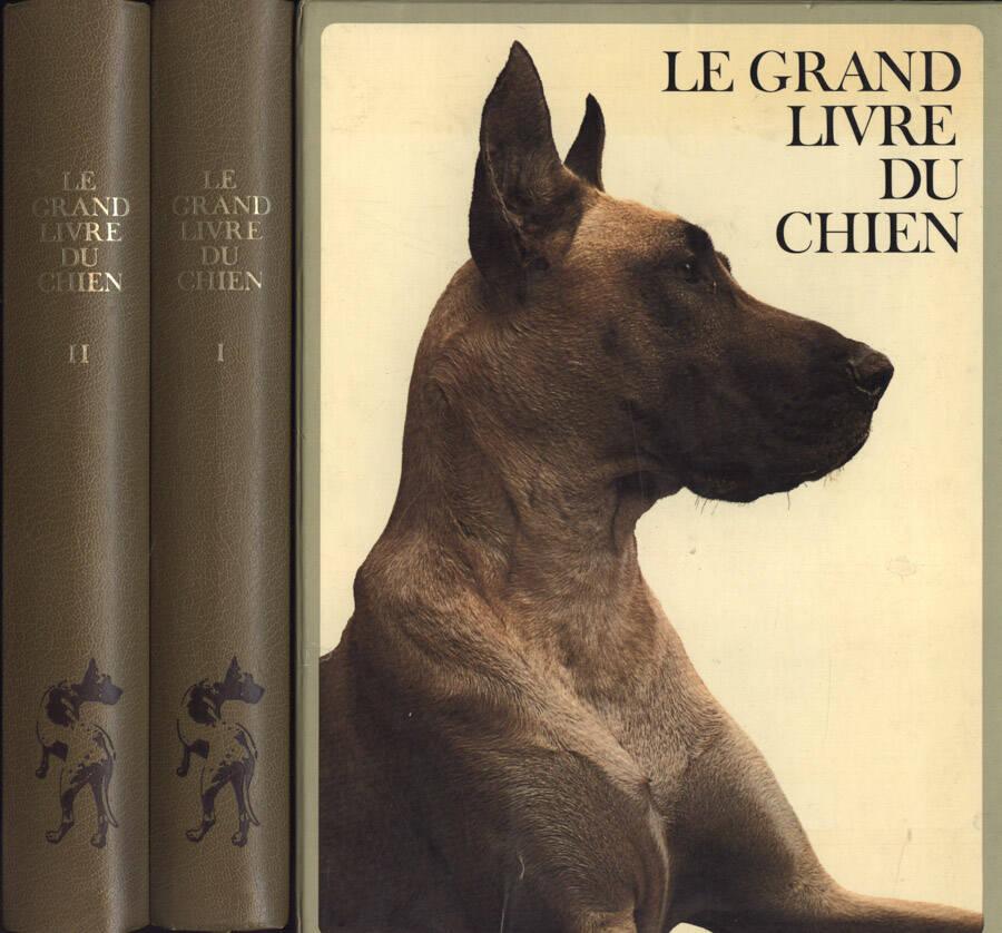 Le grand livre du chien Vol. I - II