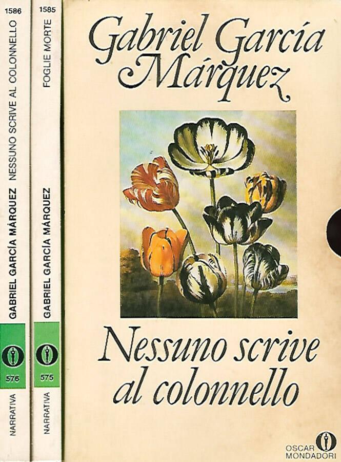 Nessuno scrive al Colonnello - Foglie morte (2 volumi in cofanetto)