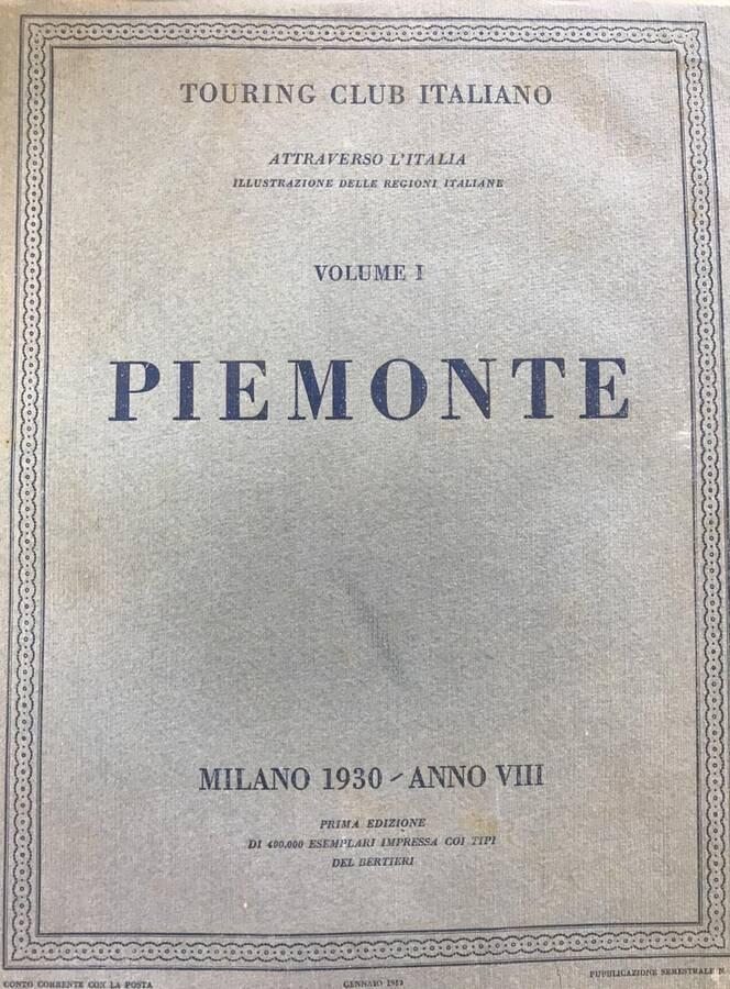 PIEMONTE vol.I