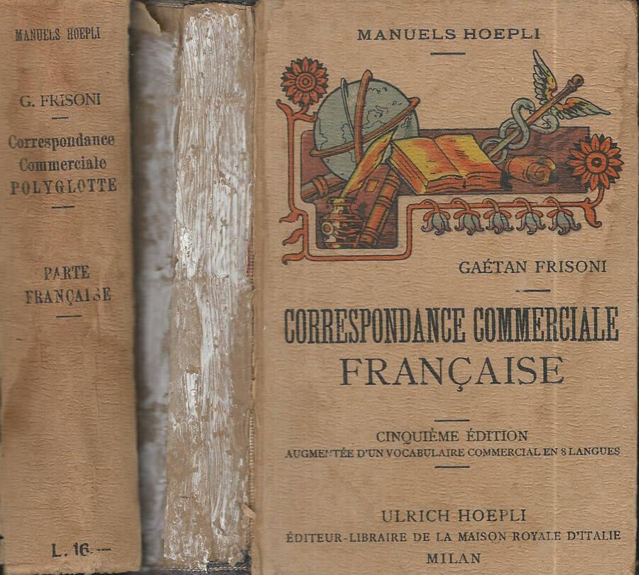 Français Correspondance Commerciale