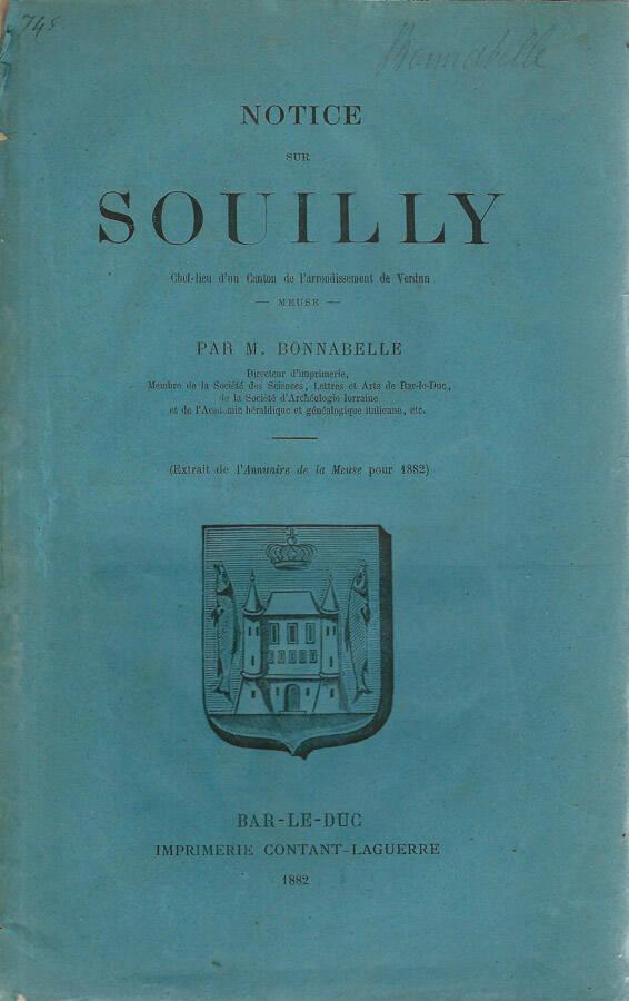Notice sur Souilly