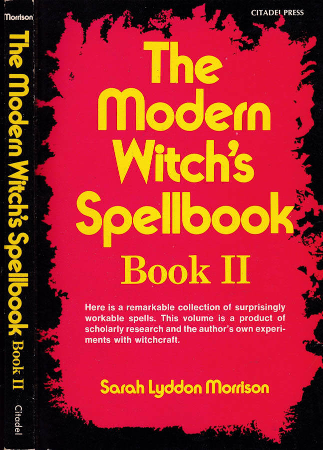 The modern witch's spellbook- Book II