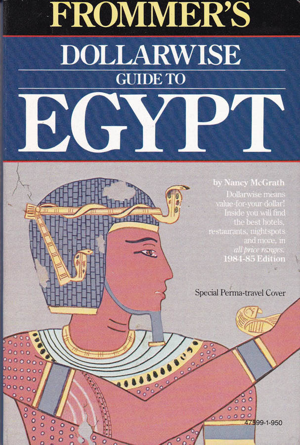 Dollarwise guide to Egypt