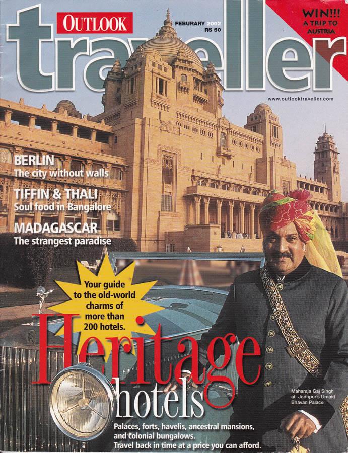 Outlook Traveller February 2002