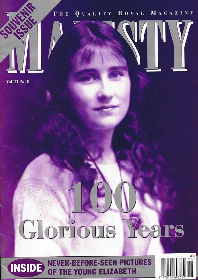 Majesty Vol. 21 No 8
