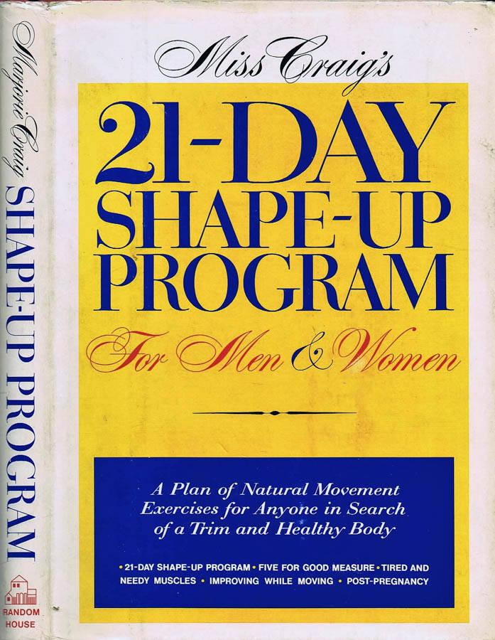 21-Day Shape-Up Program for men & Women