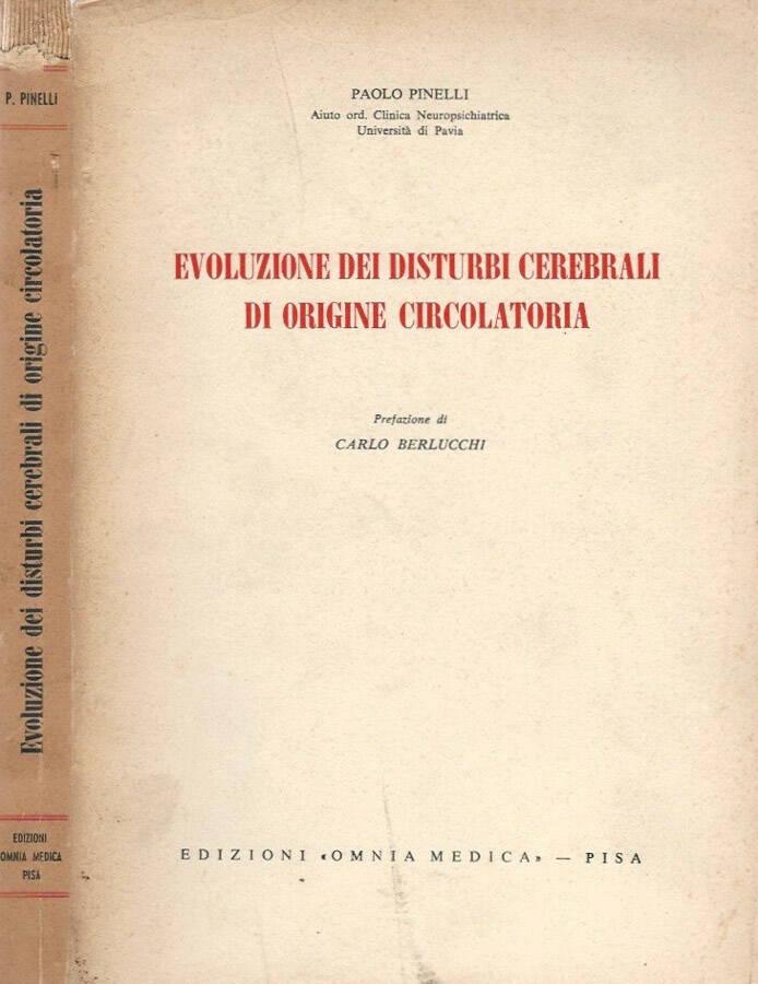 Evoluzione dei disturbi cerebrali di origine circolatoria