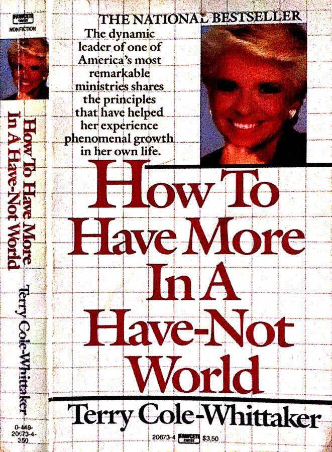 How to have more in a have-not world