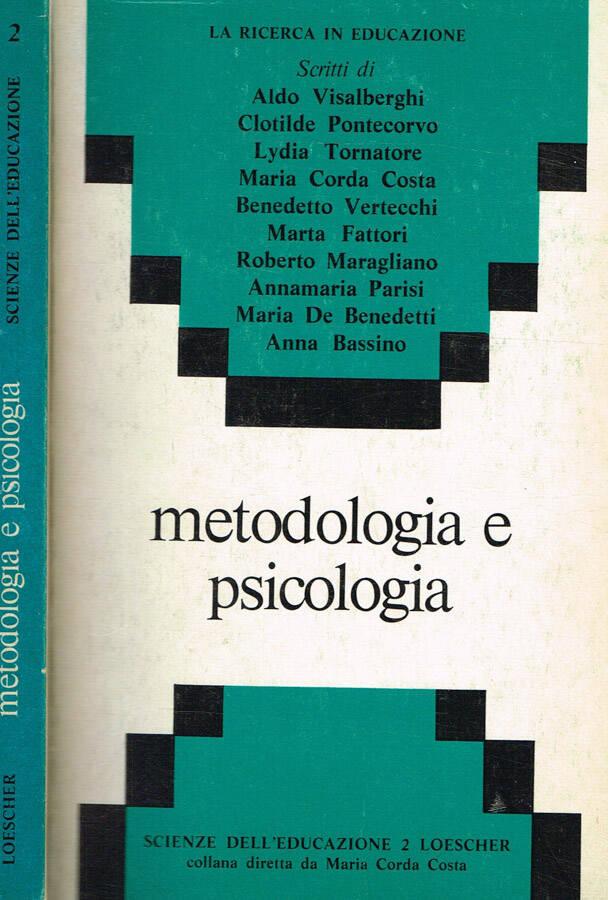 Metodologia e psicologia