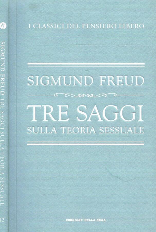 TRE SAGGI SULLA TEORIA SESSUALE