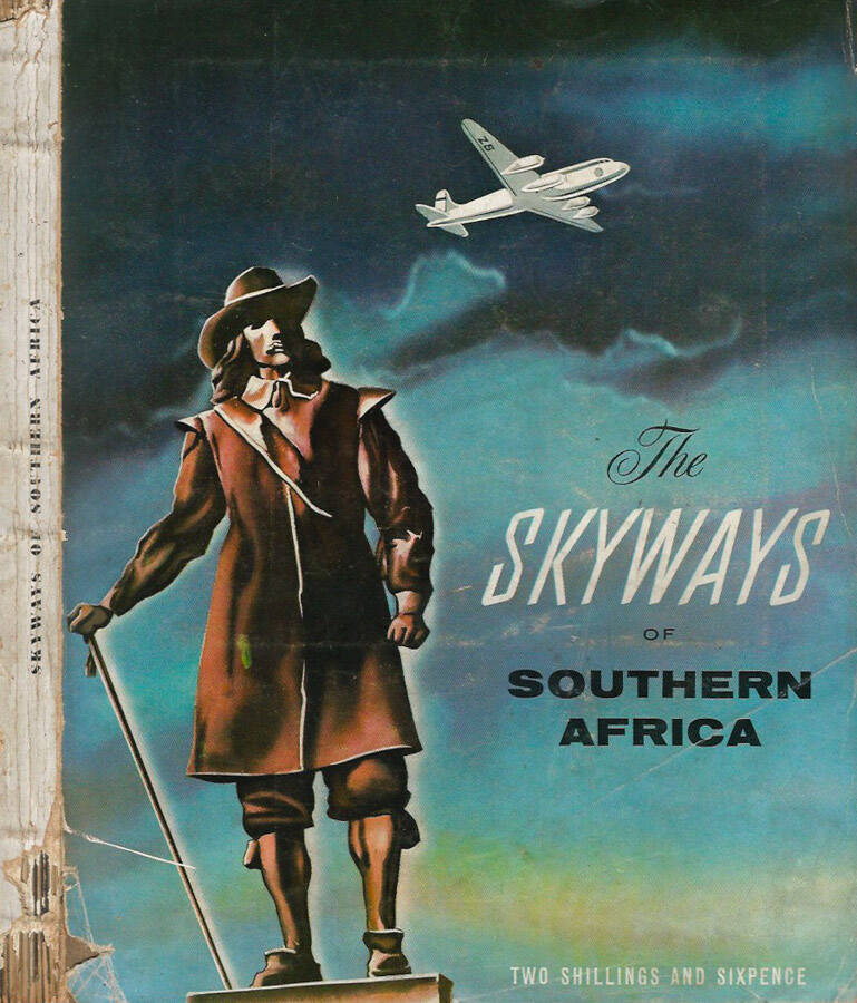 The Skyways of Southern Africa