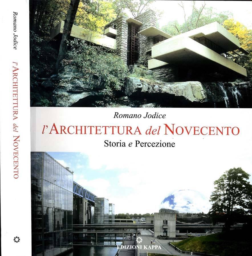 L 39 architettura del novecento acquista libri online su for Riviste di architettura on line