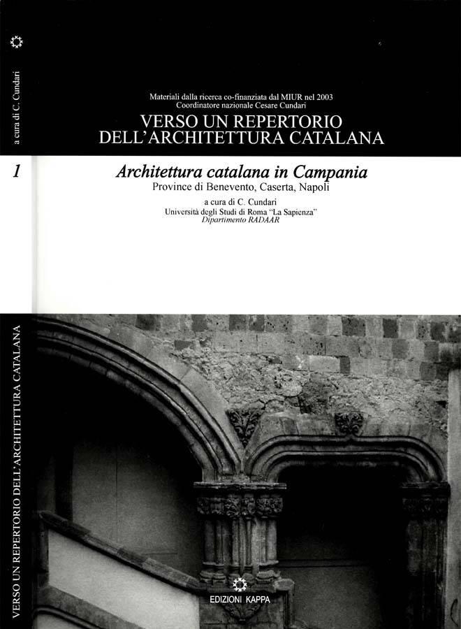 Architettura catalana in campania acquista libri online for Riviste di architettura on line